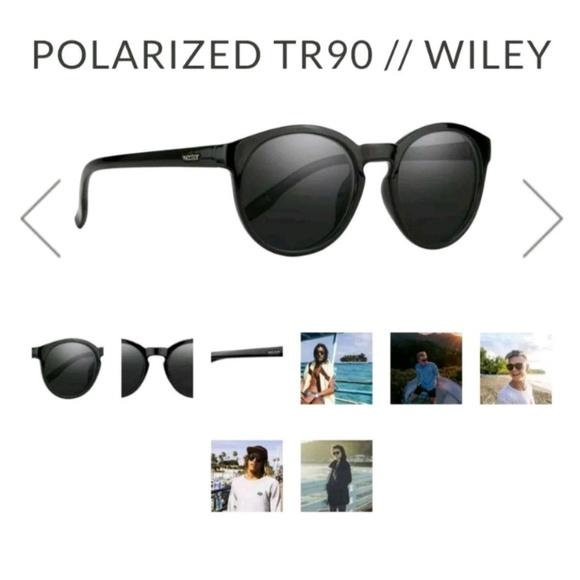 fa1860ed231a Nectar Sunglasses Polarized TR90 Wiley Black. M 5c64c0ede944ba9138fad167.  Other Accessories ...